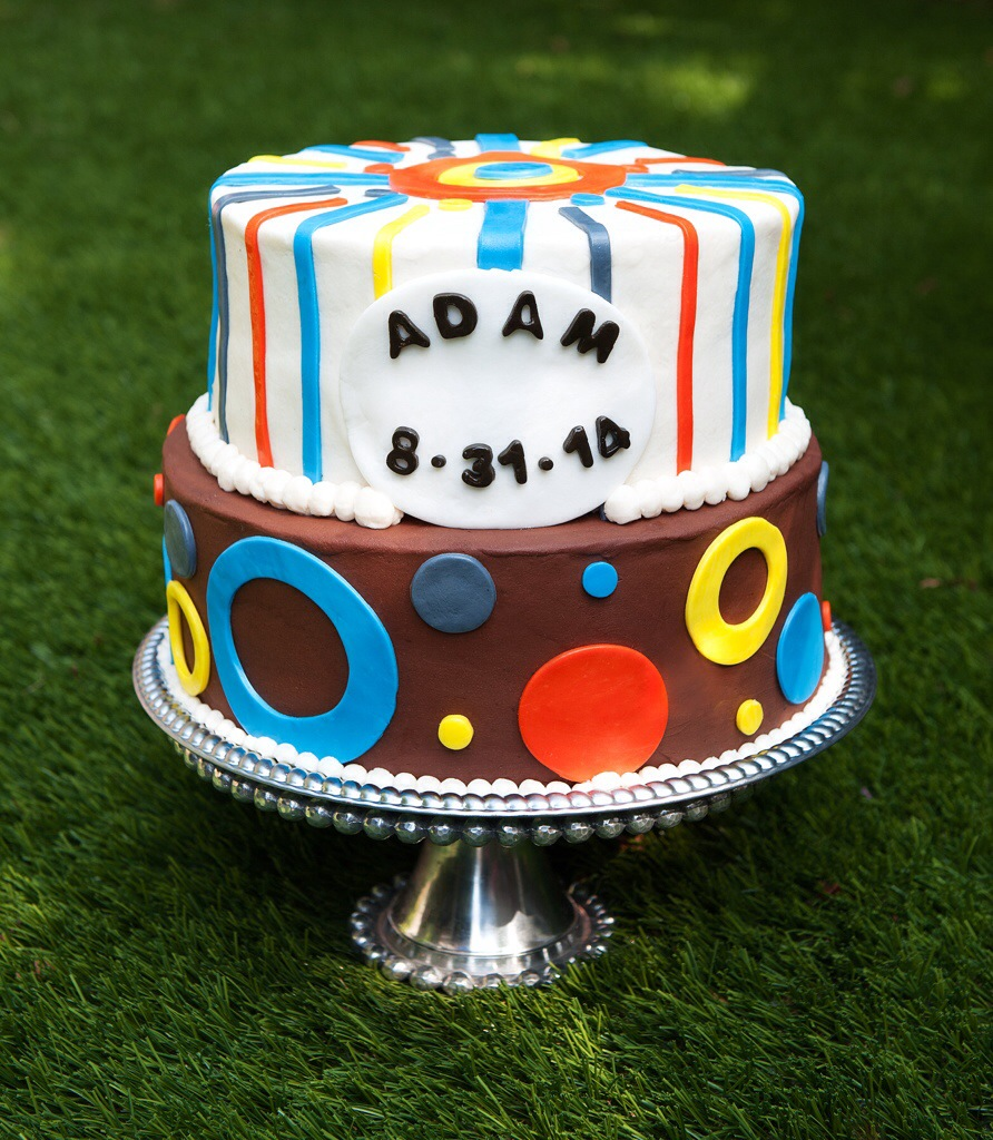 Bar Mitzvah13th Birthday Cake Aspen Street Cakes
